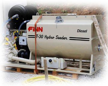 Hydroseeder Finn T-30