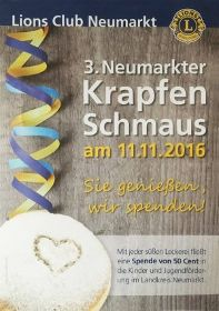3. Neumarkter Krapfen-Schmaus