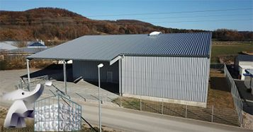 Erweiterung der Lagerflächen am Standort Berg