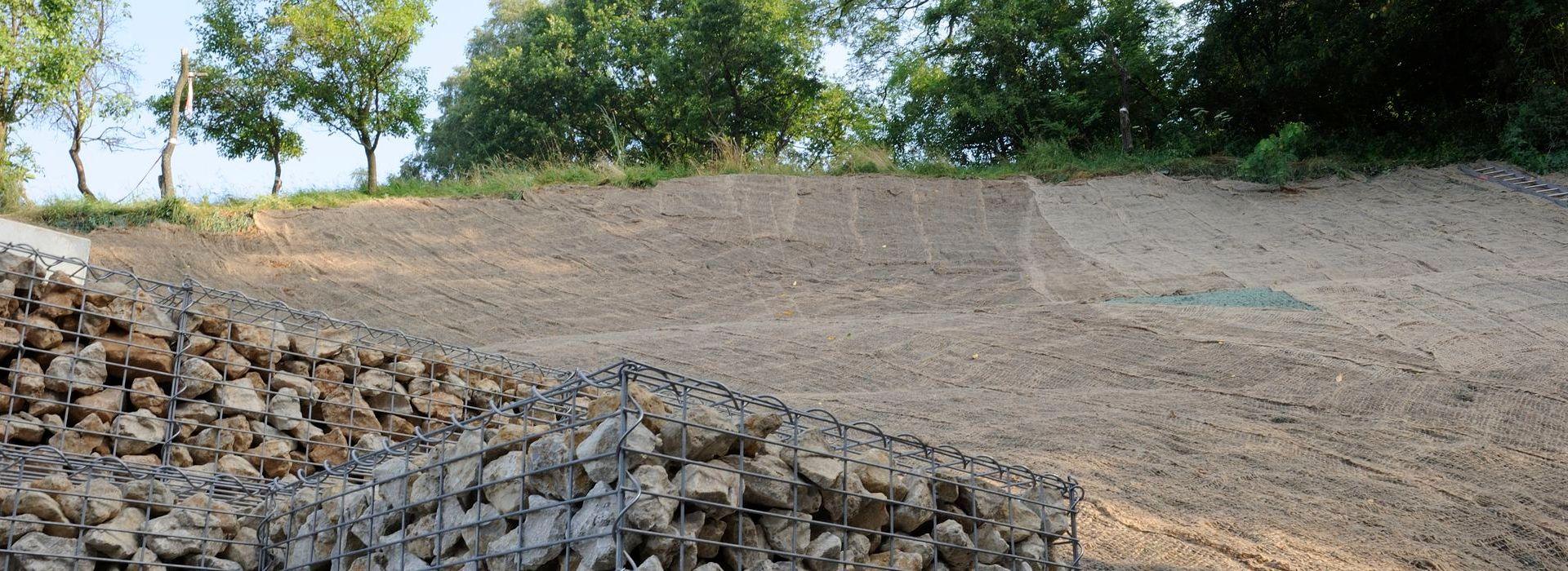 Natürlicher Erosionsschutz der nahezu rückstandsfei abbaubar ist. Sie erhalten bei uns kompakte Abme