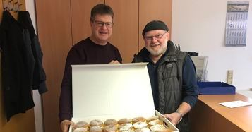 6. Neumarkter donut feast